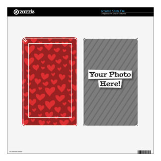 Add Your Own Photo & Pattern Kindle Fire Skins