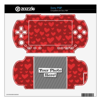 Add Your Own Photo & Pattern Skin For PSP