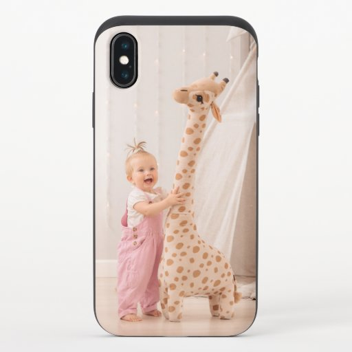 Add Your Own Photo Personalized | Mother's Day iPhone X Slider Case