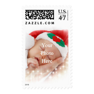 Add your own photo postage