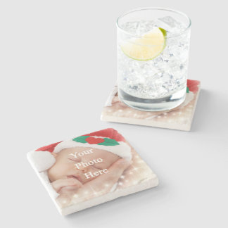 Add your own photo stone coaster
