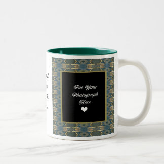 ADD YOUR OWN PHOTO & TEXT MUG