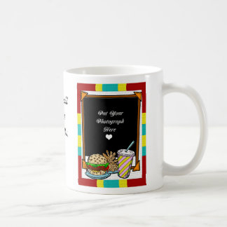 ADD YOUR OWN PHOTO & TEXT COFFEE MUGS