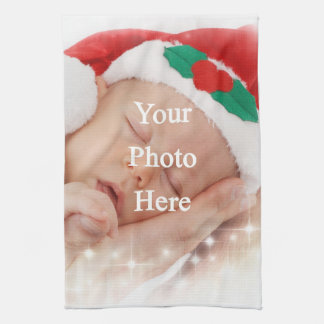 add your own photo towel