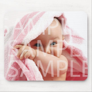 Add your own picture mouse pad