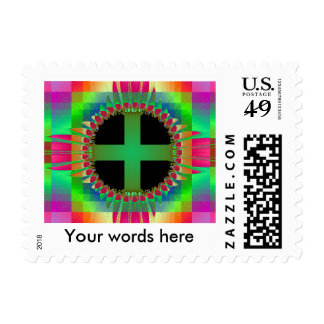 Add your own Sentiment to our Stamps
