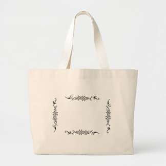Add your own Text Canvas Bag