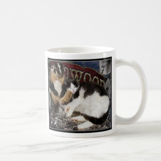 add your own text coffee mug