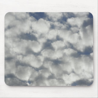 Add Your Own Text Image Logo Cloud Mousepad