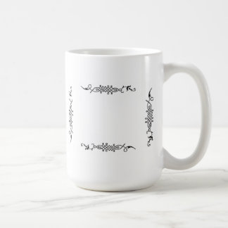 Add your own Text Classic White Coffee Mug