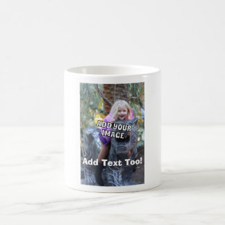 Add Your Own Uploaded Photo to Gift Upload Coffee Mug