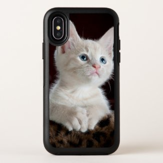 Add your Pet Photo to this OtterBox Symmetry iPhone XS Case