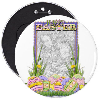 ADD YOUR PHOTO - Easter Egg Cookies Pins