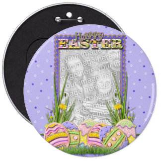 ADD YOUR PHOTO - Easter Egg Cookies Pin
