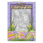 ADD YOUR PHOTO - Easter Egg Cookies Card