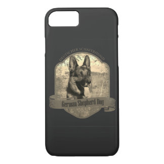 Add your Photo German Shepherd Dog - GSD iPhone 8/7 Case