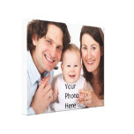 Add Your Photo image Canvas Print