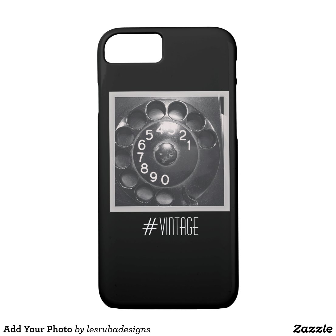 Add Your Photo iphone case