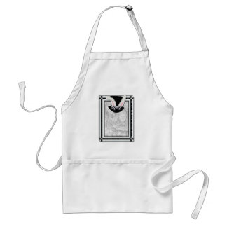 ADD YOUR PHOTO - Some Bunny Loves You Adult Apron
