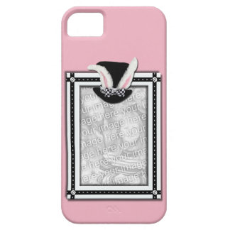 ADD YOUR PHOTO - Some Bunny Loves You iPhone SE/5/5s Case