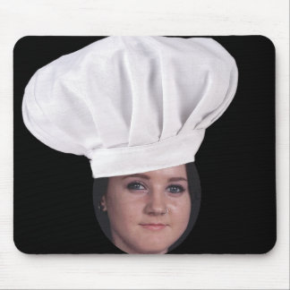 Add Your Photo To A Chef Hat Mouse Pad