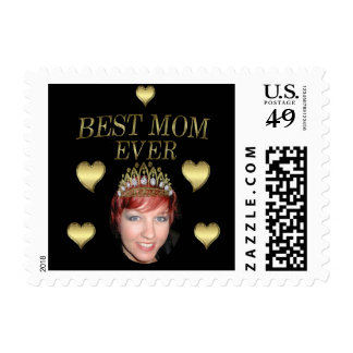 Add Your Photo To A Mothers Day Tiara Stamps