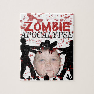 Add Your Photo To A Zombie Apocalypse Invasion Jigsaw Puzzle