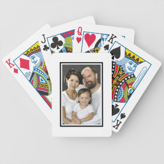 Add Your Photo to These Playing Cards
