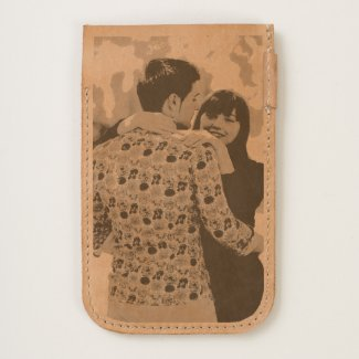 Add Your Photo to this Cell Phone Pouch