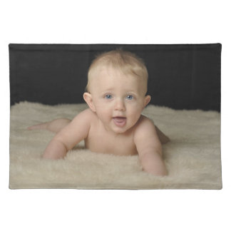 Add Your Photo To This Placemat Cloth Place Mat