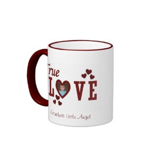 Add Your Picture: True Love Mug mug