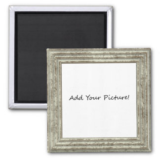Add your picture Wooden Frame magnet - Customized