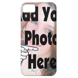 Add your special Photograph Picture iPhone SE/5/5s Case