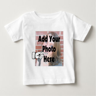 Add your special Photograph Picture T-shirt