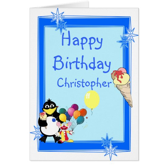 Add your text Birthday Card
