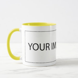 Add Your Text or Image Here Mug