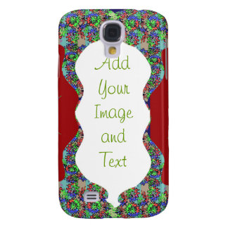 Add your text - Oriental Kiss my Lips Design Samsung Galaxy S4 Cover