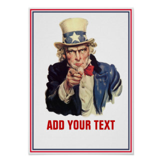 Add Your Text Poster