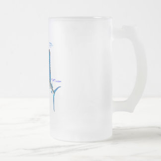 Add your weight to this SailFish Mug by FishTs.com