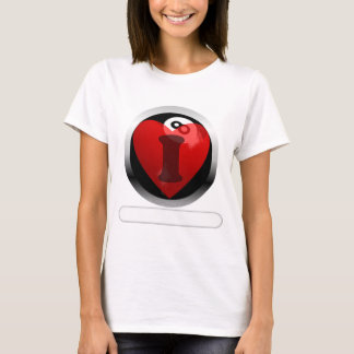Add your words 8 ball T-Shirt