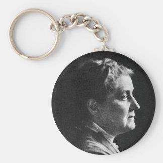 Addams ~ Jane Addams Nobel Peace Laureate Keychains