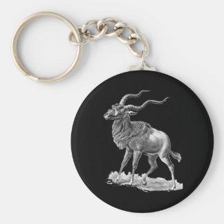 Addax Keychain