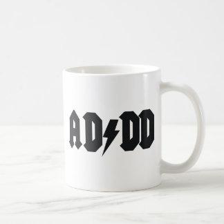 ADDD design Classic White Coffee Mug
