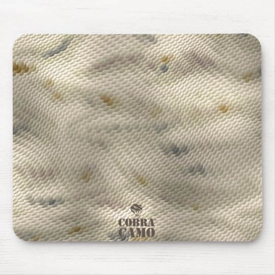 ADDER by COBRA CAMO Mouse Pad