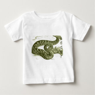 Adder (snake) baby T-Shirt