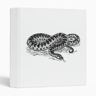 Adder Snake Binders