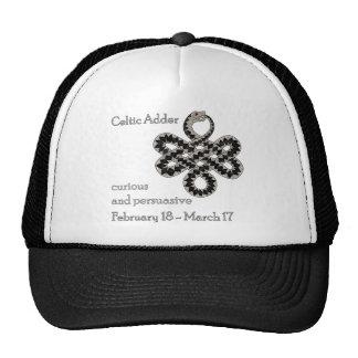 Adder Trucker Hat
