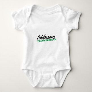 Adderson's Fresh Produce Baby Bodysuit