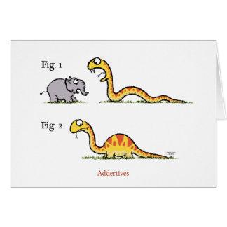 Addertives Snake Card