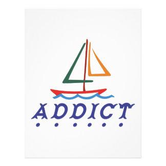 Addict Letterhead